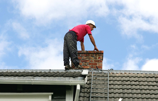 Installations | Lutz Chimney Services